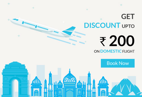 Domestic flights offer Rs200
