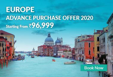 Europe advance purchase