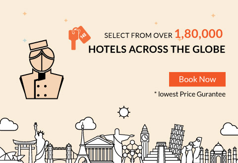 1,80,000 hotels Globally