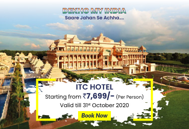 ITC Hotel Packages from Rs. 7,699/-
