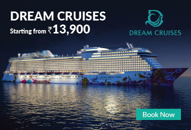 Dream Cruises  Rs.13499