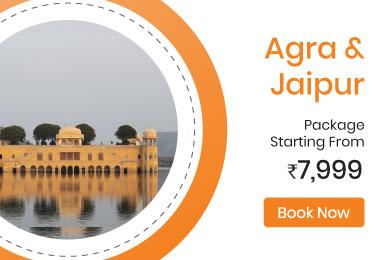 Agra with Jaipur