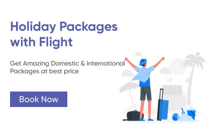 Holiday Packages with Flight