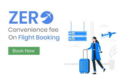 Flight Zero Convenience Fee