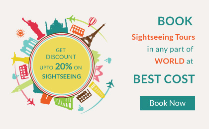 Sightseeing offer
