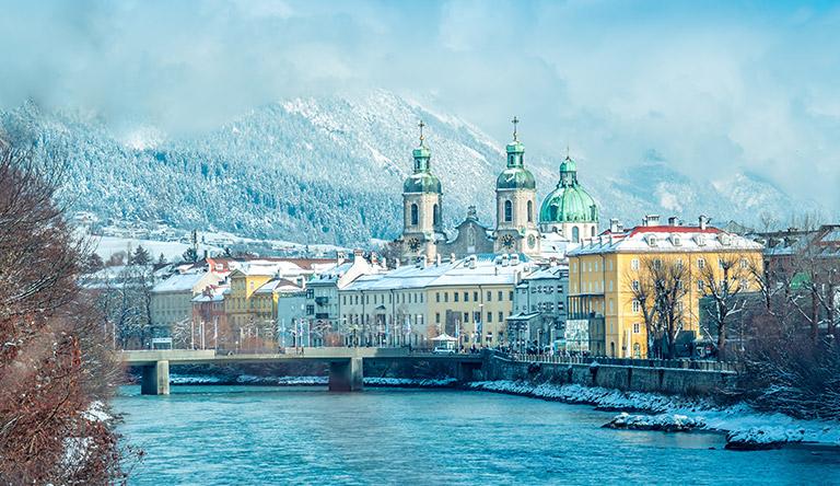 city-view-across-the-river-innsbruck-austria