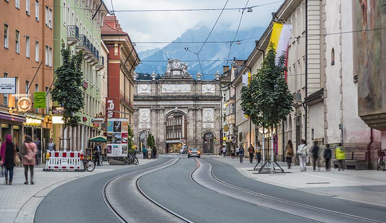 triumphal-arc-innsbruck-austria