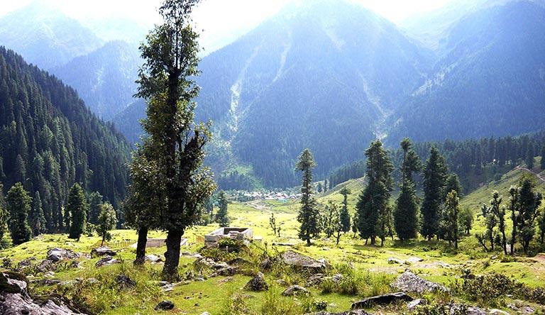 hill-top-barkot-uttrakhand-india