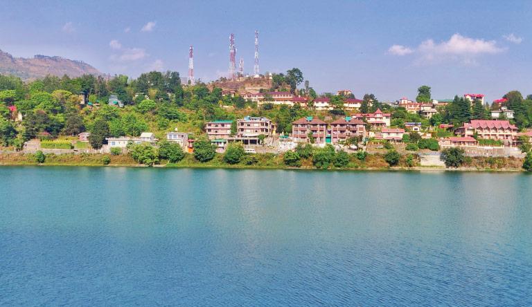 Bhimtal-Lake-Uttarakhand-india