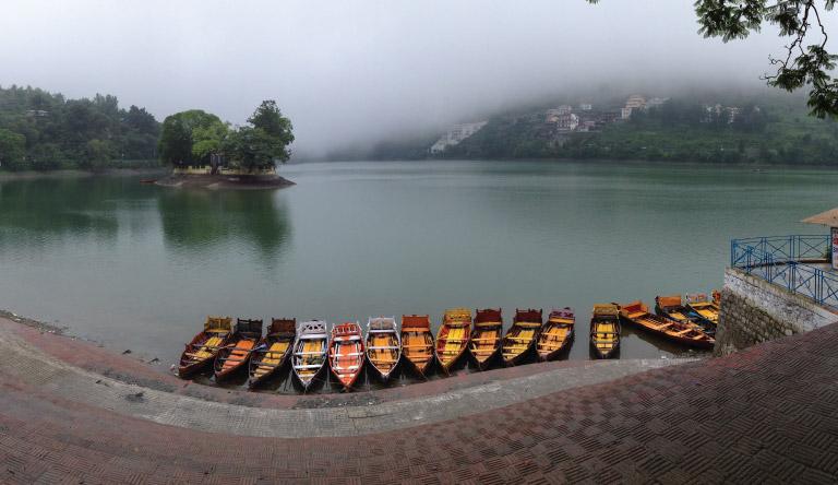 boating-in-Bhimtal-Lake-Bhimtal-Uttarakhand-india