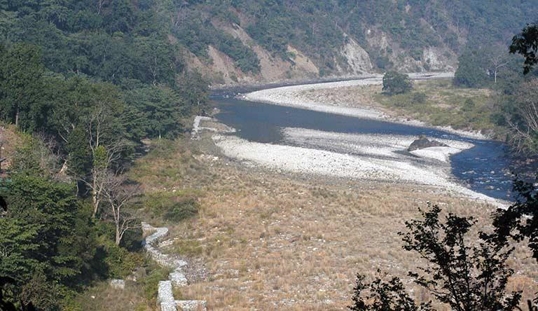 river-jim-corbett-uttarakhand-india
