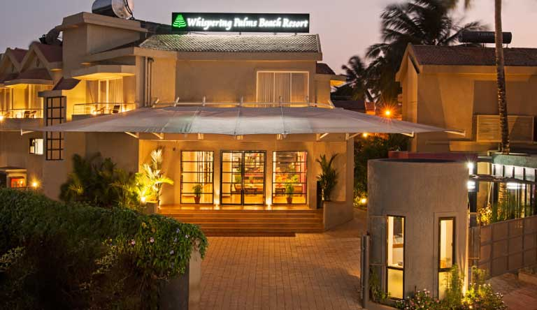 Whispering-Palms-Beach-Resort-Goa-Exterior
