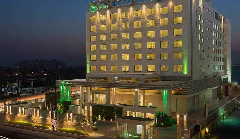 Holiday-Inn-Jaipur-Exterior