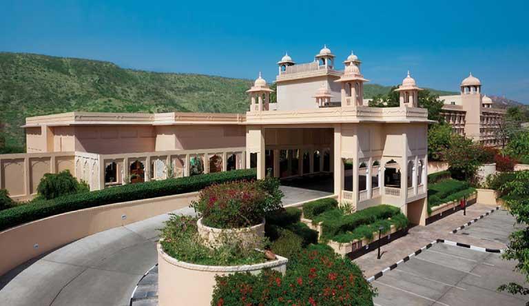 Trident-Jaipur-Exterior