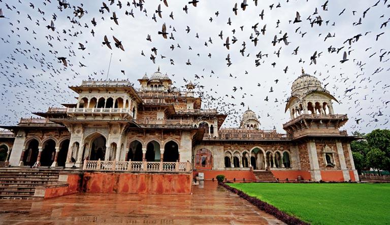 albert-hall-jaipur-india