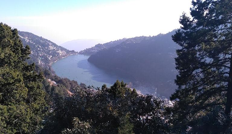 naini-lake-from-top-nainital-uttarakhand-india