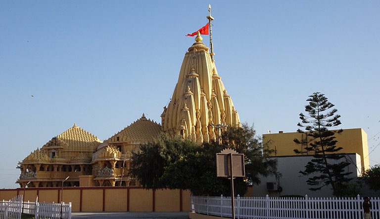 somnath-temple-gujarat-india