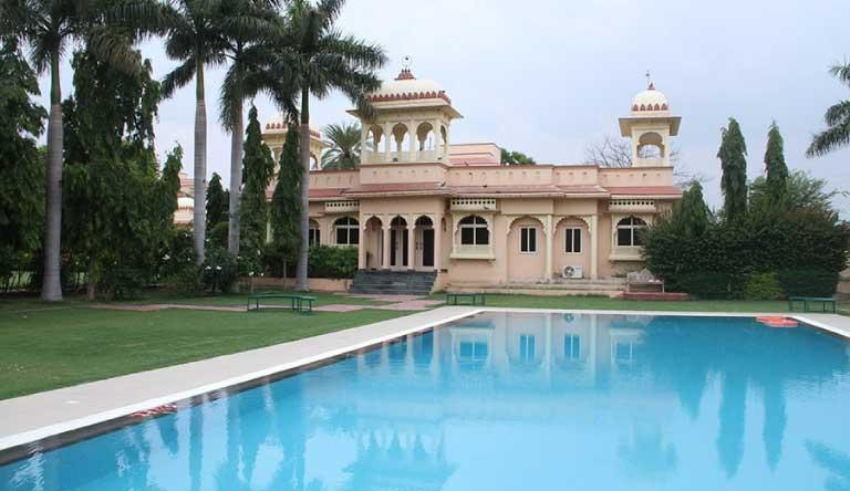 Rajputana-Resort-Udaipur-Exterior