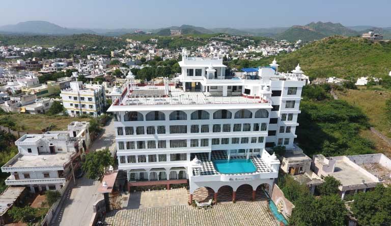 Regenta-Central-Mewargarh-Aerial-view