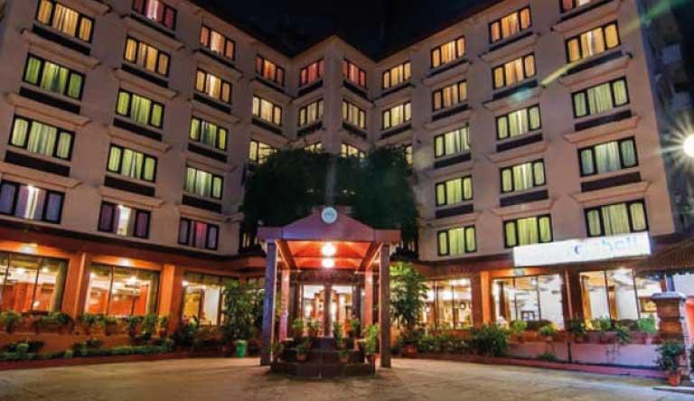 Hotel-Vaishali-Exterior