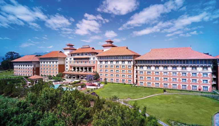 Hyatt-Regency-Kathmandu-Exterior
