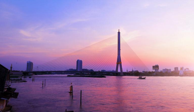 the-rama-bridge-bangkok-thailand