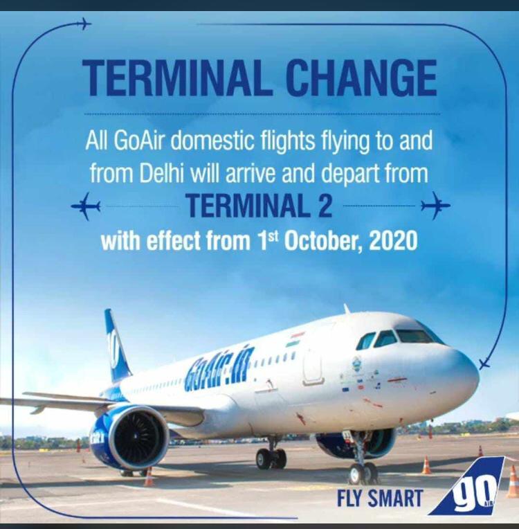 GOAIR_Terminal_Change