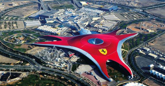 Head Out to Ferrari World