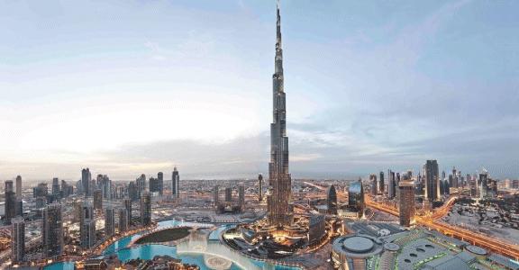 Visit the Burj Khalifa