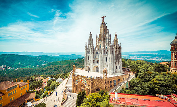 barcelona-group-packages