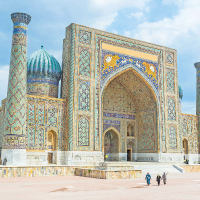 Uzbekistan Tour Packages