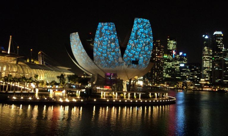 Whirlpool of Fun at Singapore