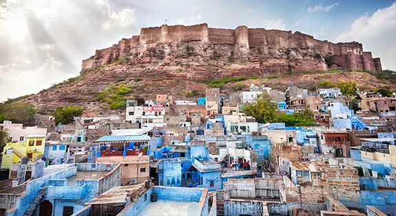 Jodhpur with Udaipur
