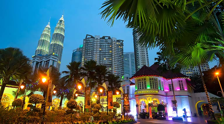Bali & Kuala Lumpur
